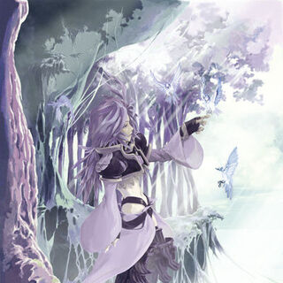 Kuja's artwork for <i>Lord of Vermilion Re:2</i>.