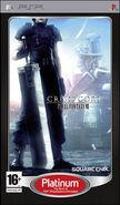 Crisis Core Europe Platinum Cover
