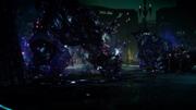 Daemons manifesting in FFXV