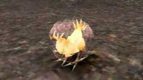 FF8 GF Chocobo Level 1
