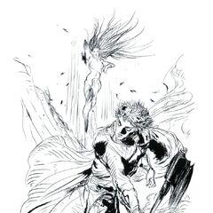 Firion em <i>Final Fantasy II Muma no Meikyū</i>.