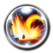 FFRK Scorching Blade Icon