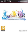FFX-X-2 HD Remaster EU Cover