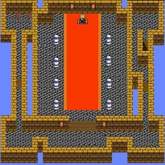 Castle Palamecia's Eight Floor (NES).