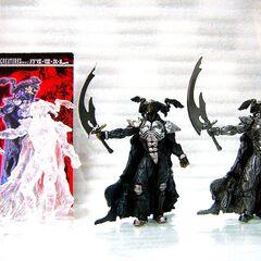 Final Fantasy Creatures Vol 2; <i>Final Fantasy VIII</i>.