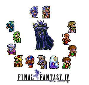 Final Fantasy IV Wallpaper