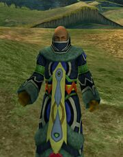 Yevon monk
