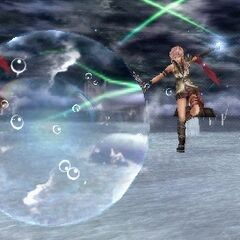 Lightning usa Idrora in <i><a href=