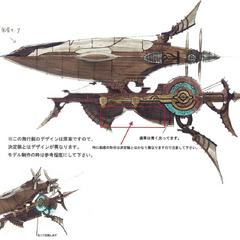 Dominion shuttle.
