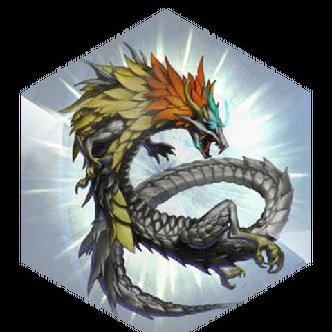 Kaiser Dragon's Phantom Stone (Rank 5).