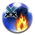 FFRK Magic Flame I Icon