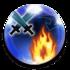 FFRK Magic Flame I Icon