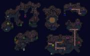 FFVI Yeti's Cave Map