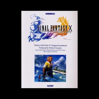 <i>Final Fantasy X Original Soundtrack Piano Sheet Music</i>.