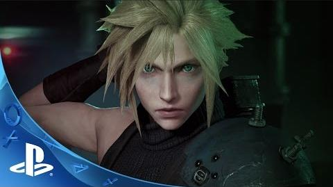 PlayStation Experience 2015 Final Fantasy VII Remake - PSX 2015 Trailer PS4
