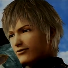 Aldo as he appears in the Opening FMV.
