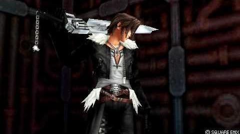 Dissidia Final Fantasy Jumping Capsule Top At Kefka's Tower