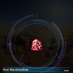 Red Marshmallow.