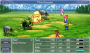 FFVios Fat Chocobo