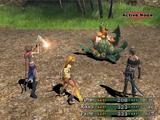 Final Fantasy X-2 commands