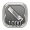 FFXIV One with Wood trophy icon