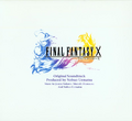 FFX OST Old LE Front