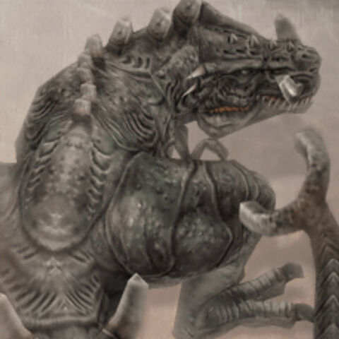 Bestiary picture (PlayStation 2).