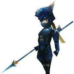 Модель Каина в версии для DS.