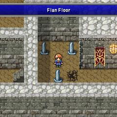 The Flan Floor.