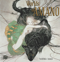 Worlds of Amano cover