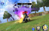 DFFOO HP Attack Warrior of Light
