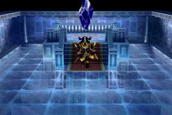 Dwarf castle crystal chamber