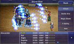FFD Divine Shot