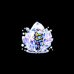Exdeath's Memory Crystal III.