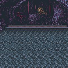 Графический фон сражения (пещера 2)