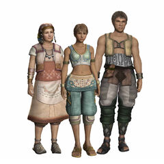 Humes in <i>Final Fantasy XII</i>.