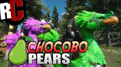 Final Fantasy XV - All Chocobo PEAR Locations (Exotic Colors for Chocobos)