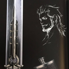 Gladiolus and accessories associated with him.