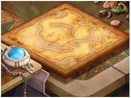 Map ParaminaRift RW