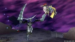 DFF Twin Sword
