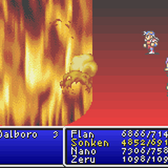 Ultima1 cast on all enemies in <i><a href=