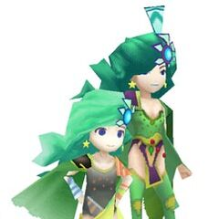 Rydia in <i>Final Fantasy IV</i> (DS).