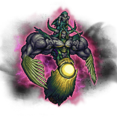 Bizarro Sephiroth & [星痕] Bizarro Sephiroth.