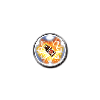 Icon for Materia Charge.
