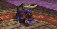 FFVII Limit Break Red XIII Sledfang