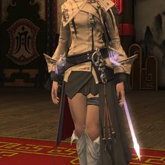 Alisaie's <i>Heavensward</i> outfit.