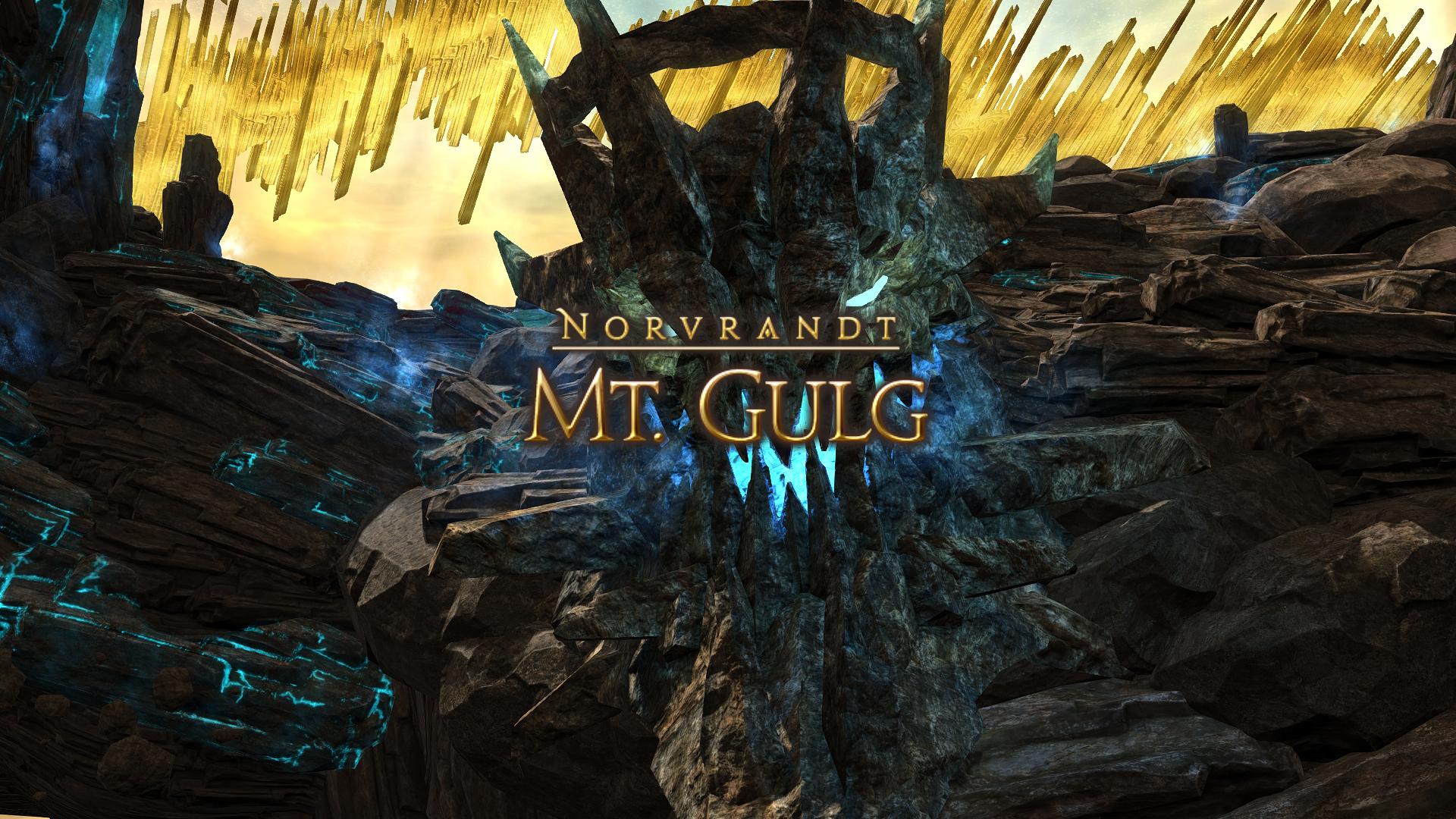 Mt  Gulg (Final Fantasy XIV) | Final Fantasy Wiki | FANDOM powered