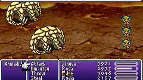 Final Fantasy IV Advance Summons- Sylphs