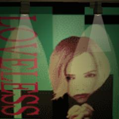 Рекламный щит LOVELESS из <i>Crisis Core</i>.