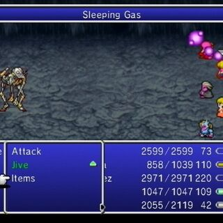 Sleeping Gas (Wii).
